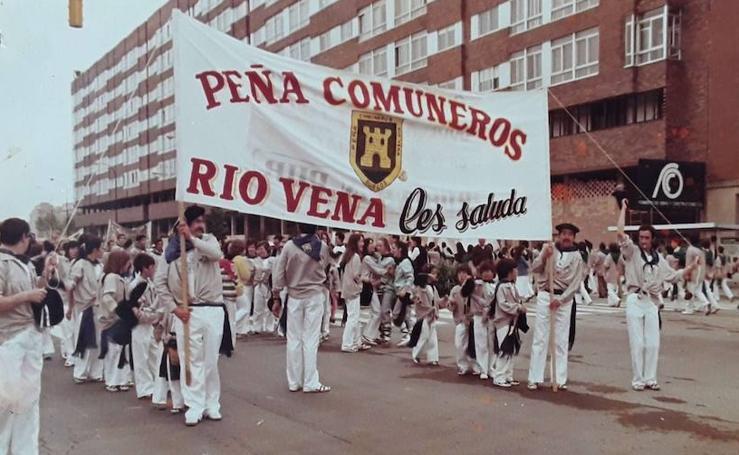 Imágenes de la Peña Comuneros Río Vena