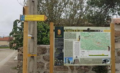 Cuatro pueblos burgaleses unidos por el senderismo y el patrimonio natural
