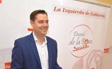 De la Rosa es partidario de cerrar un acuerdo «en clave de gobierno» con Ciudadanos en el Ayuntamiento de Burgos
