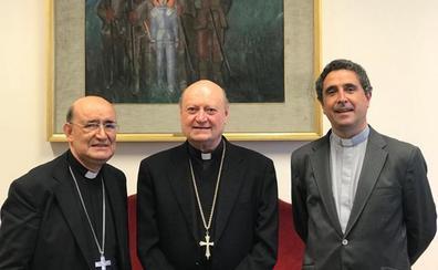 La Santa Sede respalda el proyecto del VIII Centenario de la Catedral