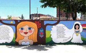 'Dibujando la palabra': literatura que da color a los colegios de Castilla y León
