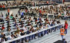 Burgos acoge el 22 de junio a 3.053 opositores al Cuerpo de Maestros de Castilla y León en 29 tribunales