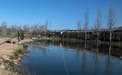 Melgar acoge el Campeonato de Pesca entre mayores y personas con capacidades diversas