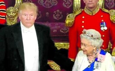 La reina no se toca
