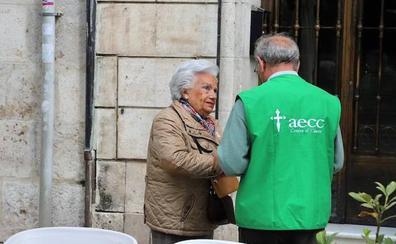 AECC Burgos aportó en 2018 135.000 euros a la investigación del cáncer en España