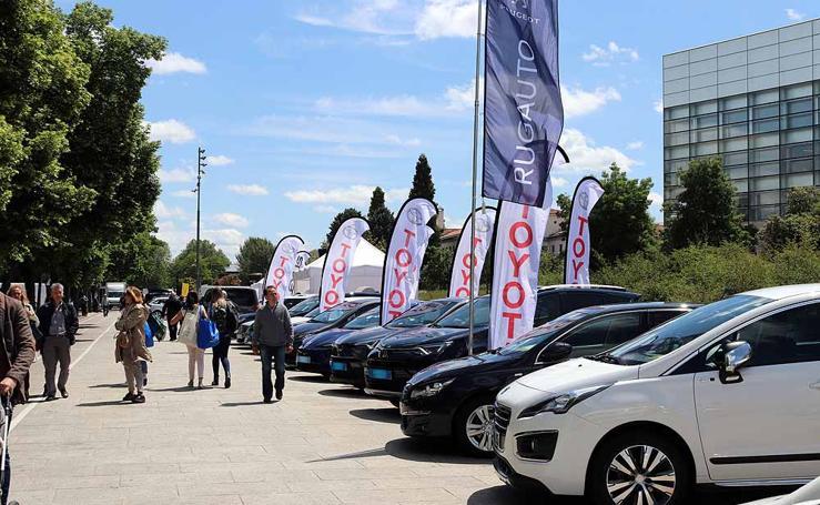 IX Feria del Automóvil de Burgos