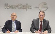 Ibercaja y la Confederación de Asociaciones Empresariales de Burgos renuevan su convenio de colaboración