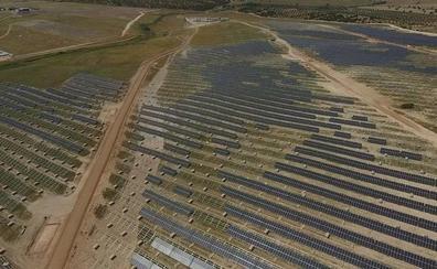 Iberdrola construirá la mayor fotovoltaica de Europa en Extremadura
