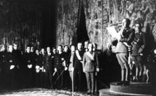 ¿Era Franco jefe de Estado en 1936?