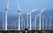 Iberdrola tramita en Burgos cuatro nuevos parques eólicos con una capacidad de 73 megavatios