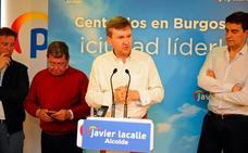 Compás de espera en el PP de Burgos ante una negociación que excluye a varios líderes