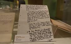 La evolución de la escritura, en manuscritos originales desde el siglo X