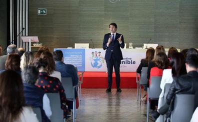 Suárez Quiñones, sobre las condiciones de Igea: «No me corresponde hablar de ello, son negociaciones entre partidos»
