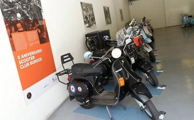 Exposición de Vespas y Lambrettas para los nostálgicos de los scooters