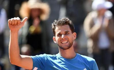 Thiem acaba con Djokovic y repetirá final contra Nadal
