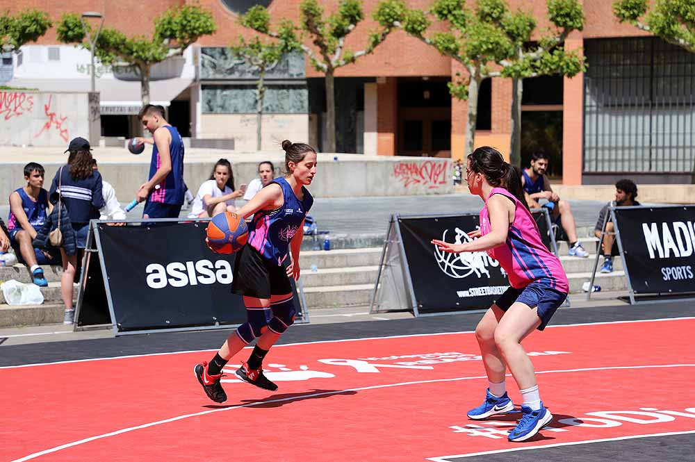 Campeonato 3x3 Basket Tour de Burgos