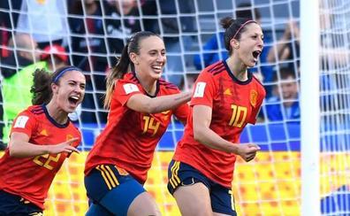 Hermoso: «España se merecía una victoria»
