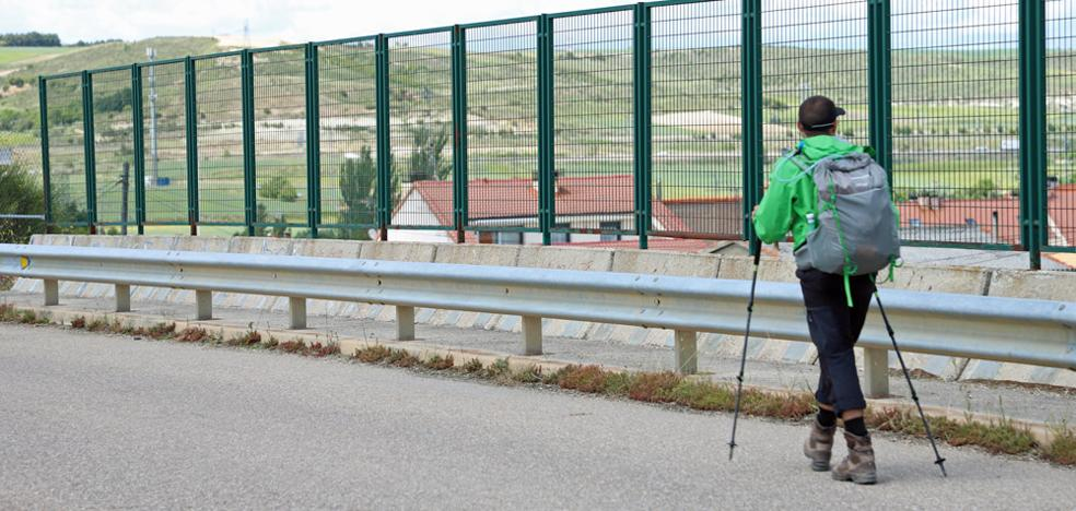 La Asociación de Amigos del Camino de Santiago lleva una década pidiendo más seguridad donde murió el peregrino alemán