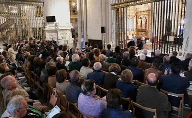 La capilla de San Enrique acoge la primera prueba del concurso nacional de Órgano Francisco Salinas-VIII Centenario de la Catedral de Burgos