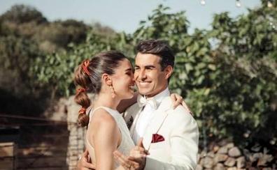 El actor vallisoletano Daniel Muriel contrae matrimonio con Candela Serrat
