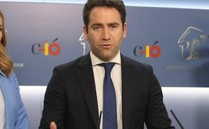 García Egea: «El PP va a estar el primero, votando a favor de todas las cuestiones que plantee Igea»