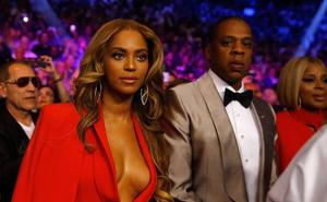 El champán y el coñac hacen de oro a Jay Z