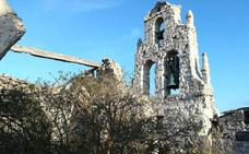 La iglesia de San Juan Bautista de Quintanilla del Monte en Juarros entra en la Lista Roja del Patrimonio