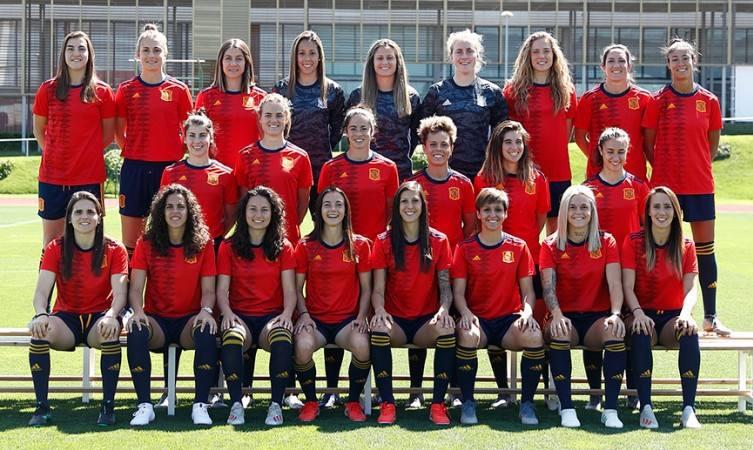 Conoce a las futbolistas de la selección española