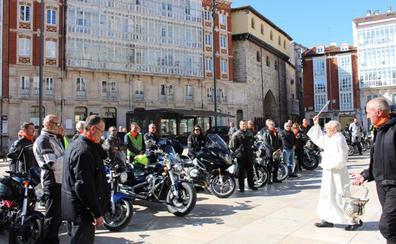 El Regimiento de Transmisiones 1 organiza una ruta motera en honor a San Fernando