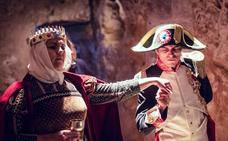 Turismo organiza visitas teatralizadas a las Bodegas Subterráneas en Aranda
