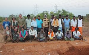 El CENIEH participa en la excavación del yacimiento indio de Sendrayanpalayam