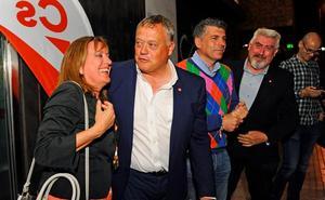 Ciudadanos gobernará el Ayuntamiento y la Diputación de Burgos