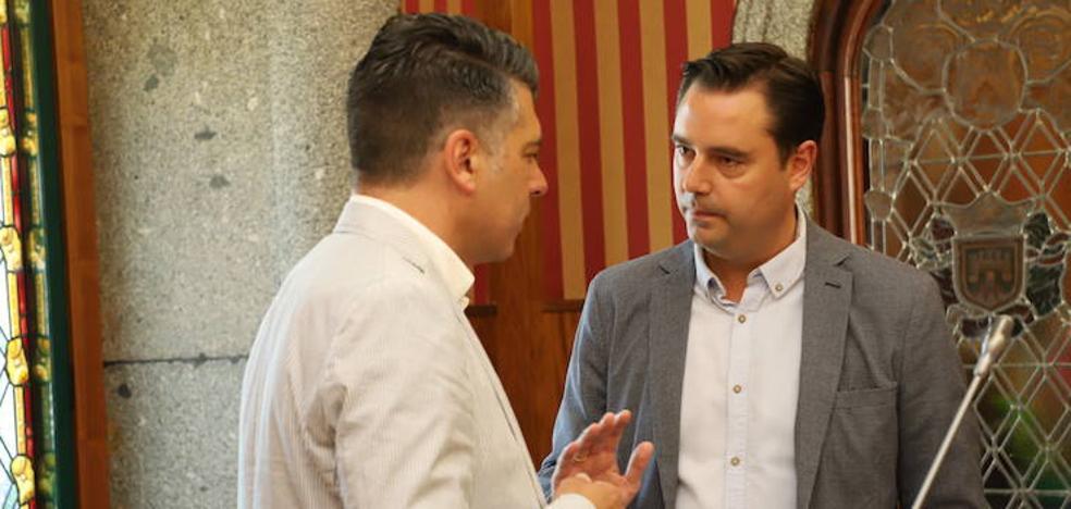 De la Rosa, agotado por el avance del pacto PP-Cs-Vox, advierte a Marañón: «Si fracasáis, llámame»