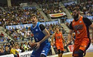 Goran Huskic amplia tres temporadas su contrato con el San Pablo Burgos