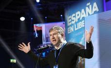 El alcalde de Burgos asiste a la reunión del PP regional y se perfila como uno de los consejeros de Mañueco