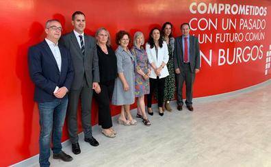 Fundación Cajacírculo y Fundación Ibercaja firma convenios con cuatro asociaciones de Aranda y La Ribera
