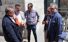 La investidura de Marañón como alcalde, a falta de «limar» pequeñas diferencias «salvables» con Vox