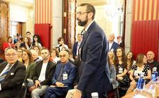Garabito: «Espero ayudar a crear una ciudad más sostenible»