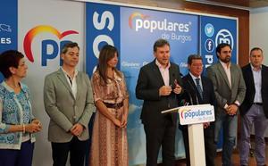 Lacalle cede la Alcaldía a Marañón, sin descartar entrar en el gobierno, y urge a Cs a negociar de forma «pública» con Vox
