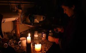 Argentina y Uruguay se quedan a oscuras