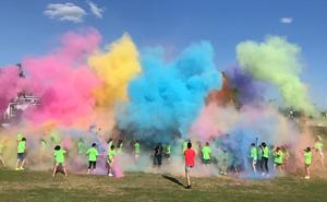 Más de 600 jóvenes de toda la provincia llenan Salas de los Infantes para disfrutar con el ocio saludable