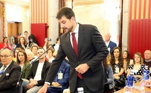 El PSOE presenta a David Jurado como candidato a la Presidencia de la Diputación