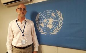 José Parareda: «La ONU es una molestia para el crimen organizado en África»