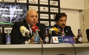 Jesús Martínez Nogal continua como presidente del Burgos CF