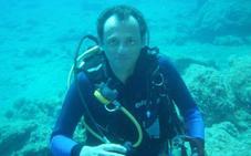 Pedro Duque, preparado para subir al espacio