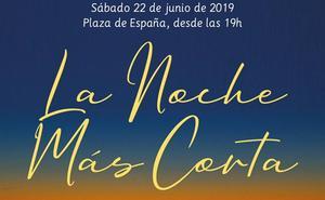 Miranda recibe al verano este sábado con su Feria 'La noche más corta'