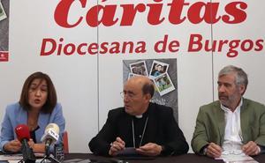 Cáritas Burgos denuncia que se ha utilizado la desigualdad como modelo para salir de la crisis