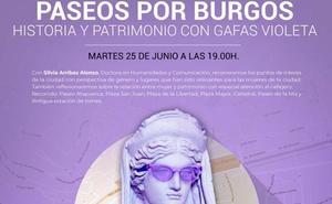 La UBU organiza 'Paseos por Burgos: Historia y patrimonio con gafas violeta', el 25 de junio