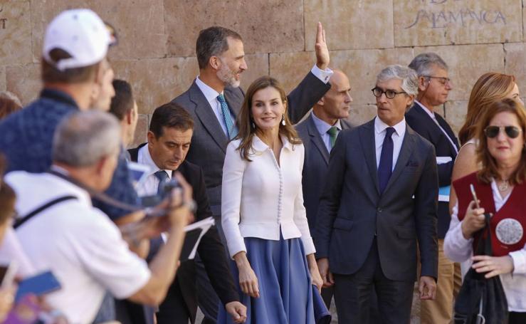 Las visitas de los Reyes a Castilla y León