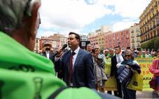 El alcalde prescinde de los escoltas, un servicio municipal de más de dos décadas